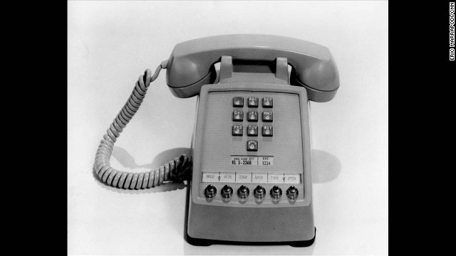 Photos: A visual history of the telephone