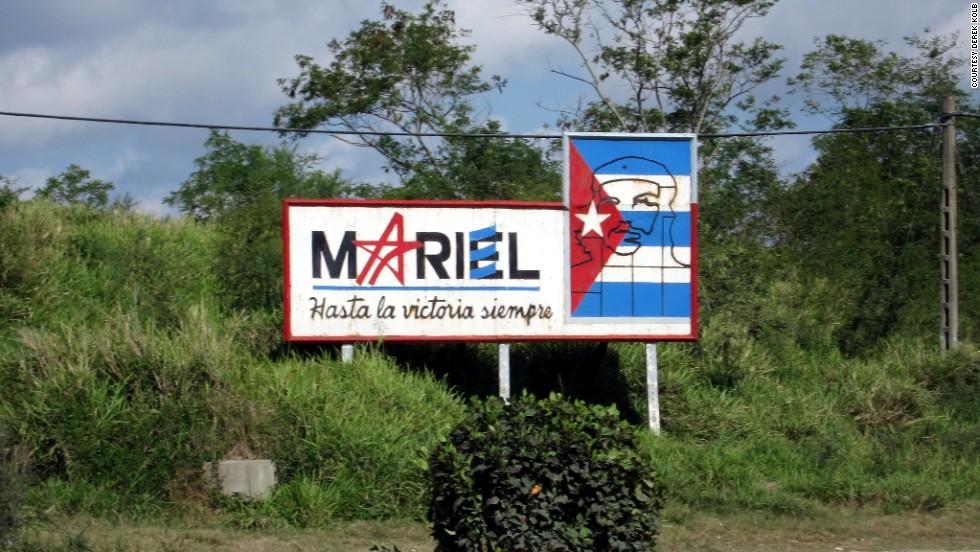 Mariel, punto estratégico