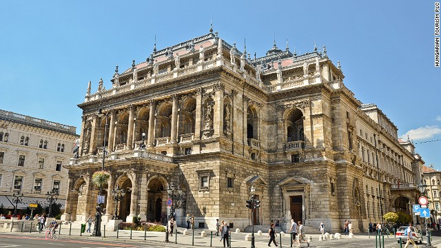 By royal decree it's smaller than Vienna's opera house, but its ornate interior hits a few higher notes.