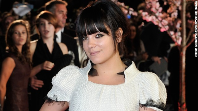 Lily Allen returns, and more news to note