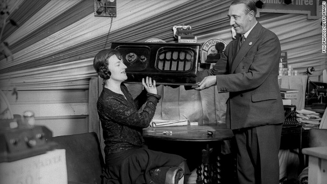 "Then: Want music? Spin the radio dial and discover old favorites or new hits. Now: Spotify and Pandora allow you to program your own ""stations."" Where's the surprise in that?"