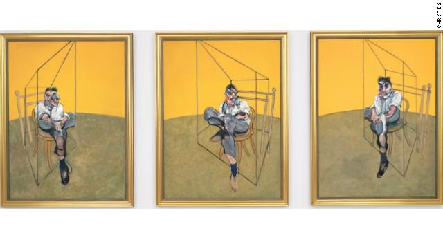 Récord: subastan pintura de Francis Bacon por más de 142 millones de dólares
