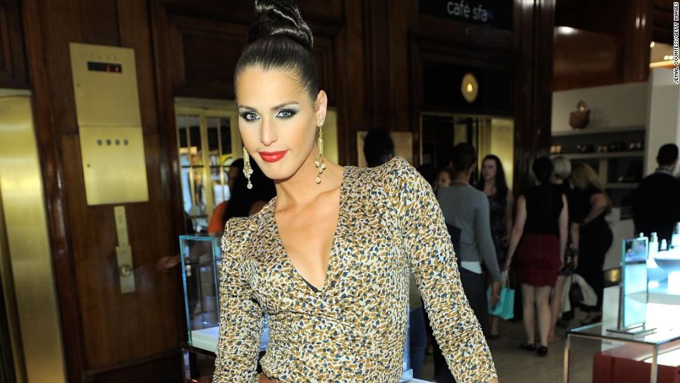 Carmen Carrera, la modelo transgénero