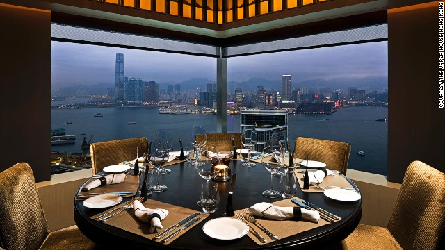 "Hong Kong's<strong> The Upper House</strong> gets rid of all the little annoying things about staying in a hotel, and blows their guests away by going ""above and beyond all expectations,"" hence the win in this category."
