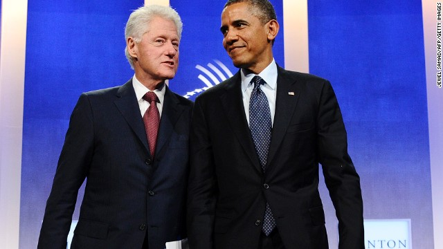 Clinton to join Obama at Senate Democratic retreat