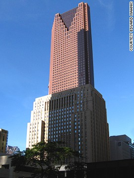 Architect: WZMH Architects.<!-- --> </br>Scotia Plaza is currently Toronto's second-tallest multi-story building after First Canadian Place. It serves as headquarters to Scotiabank.<!-- --> </br>In addition to this modern 68-story building, the same complex also contains the bank's historic main building, which has heritage status, at 44 King Street West.