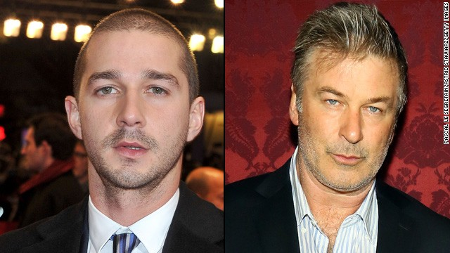 "In April 2013, the actor had a dust-up related to Shia LeBeouf, who was reportedly fired from a Broadway production of ""Orphans"" <a href='http://popwatch.ew.com/2013/04/03/alec-baldwin-shia-labeouf-orphans?cnn=yes' target='_blank'>after clashing with Baldwin. </a>LaBeouf told late night host David Letterman that the two <a href='http://popwatch.ew.com/2013/04/02/shia-labeouf-alec-baldwin-feud-david-letterman?cnn=yes' target='_blank'>""had tension as men.""</a>"