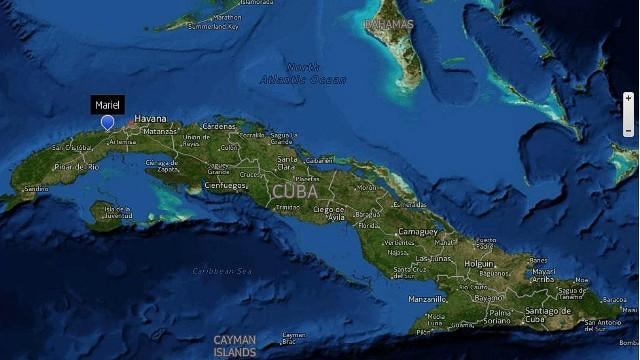 Mariel, Cuba (click to expand)