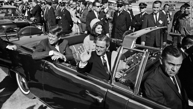 La teoría conspirativa del asesinato de JFK que no puede descartarse