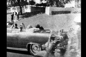 El día del asesinato de John F. Kennedy