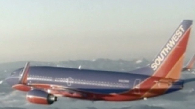 Southwest Airlines pilot apparently tells passengers 'We're going down'