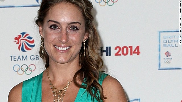 Amy Williams will not be defending her skeleton title at Sochi 2014, but she will be present at Russia's first Winter Olympics as a media pundit -- a sideline to her new adrenaline rush.