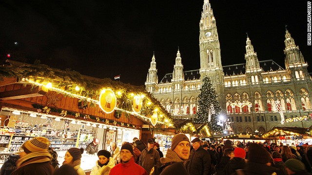 Vienna's early closing hours don't have to be a total buzz kill. It has some of the best values in Europe, second on the index for total cost of luxury items.