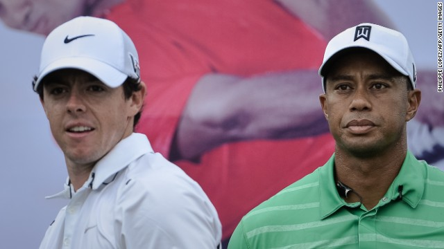 Tiger Woods has succeeded McIlroy as world No. 1 after a difficult season for the Northern Irish golfer, who has had troubles on and off the course.<!-- --> </br>