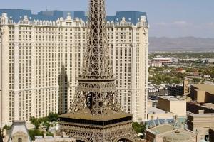 Torre Eiffel Tower, versión Las Vegas