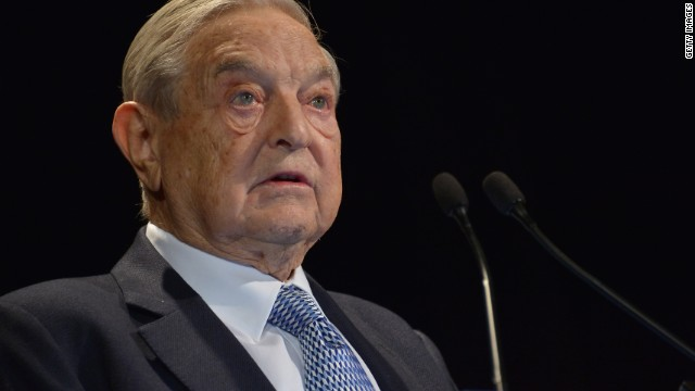 George Soros reinvests in progressive-cause data company