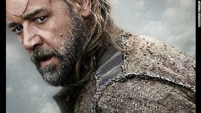 'Noah': First look at Darren Aronofsky epic