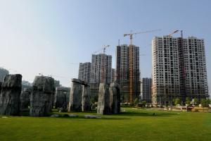 Stonehenge chino