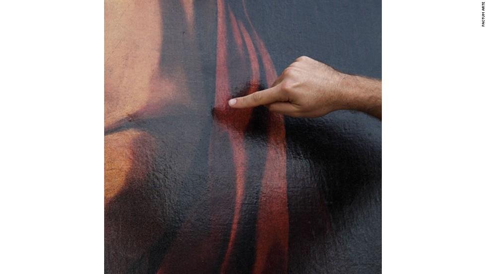 Una obra de Caravaggio que se puede tocar