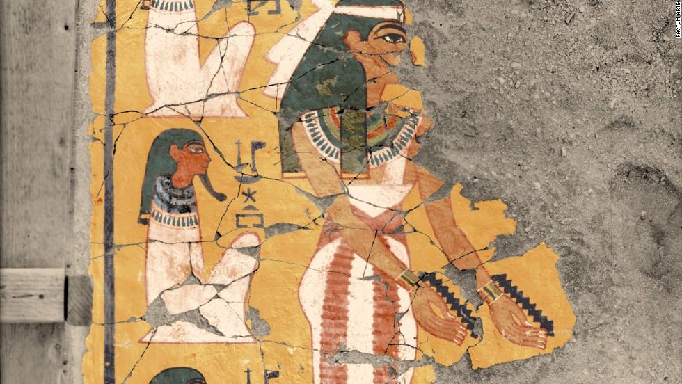 La nueva tumba del rey Tutankamón