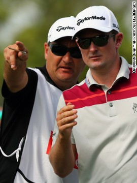 Another Englishman, Justin Rose, has an outside chance to topple Stenson but must finish fifth or higher to be in the running. Rose, the 2013 U.S. Open champion, finished day one in Dubai on two-under.