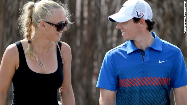 Sport\'s power couple back together?
