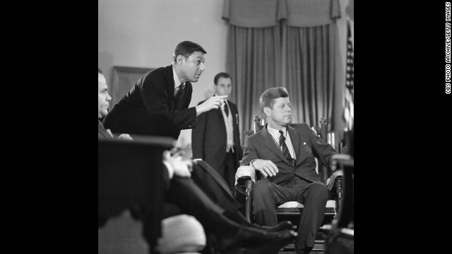 "President John F. Kennedy broadcast a historic civil rights address on June 11, 1963, in which he promised a Civil Rights Bill, and asked for ""the kind of equality of treatment that we would want for ourselves."""