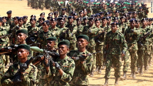 Sri Lankan diplomat says rights criticism a \'proxy propaganda war\'