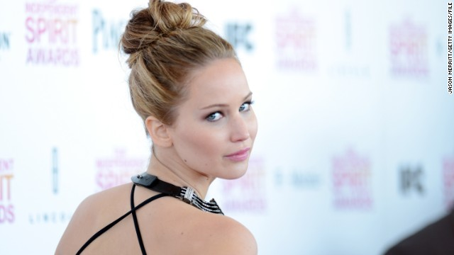 "<strong>On pressure to be thin: </strong>""If anybody even tries to whisper the word 'diet,' I'm like, 'You can go f*** yourself.' "" -- <a href='http://marquee.blogs.cnn.com/2013/10/03/jennifer-lawrence-heres-what-you-can-do-with-your-diet/?iref=allsearch' target='_blank'>October 2013</a>"