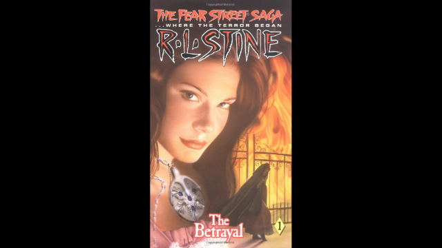 """Fear Street Sage #1: The Betrayal"""