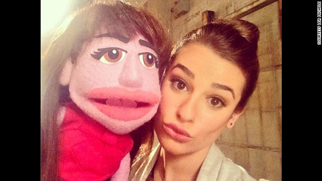 'Glee' meets 'Avenue Q?'