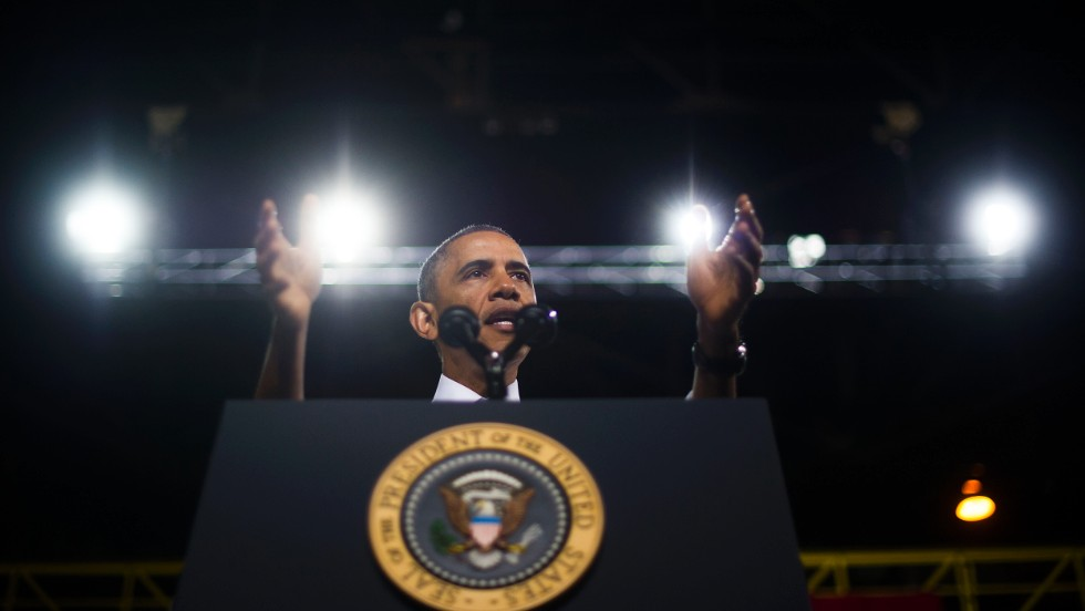 In the Crossfire: Obama rejected by the House