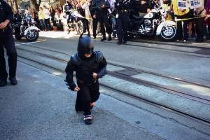 San Francisco le cumple el sueño a un niño