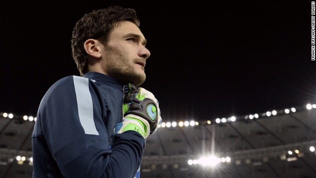 Hugo Lloris returned to action after suffering a head injury while playing for Tottenham two weeks ago. The French keeper, though, was beaten twice in Ukraine and Les Bleus now face an uphill battle to qualify for Brazil.