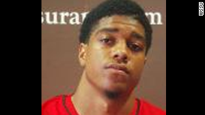Winston-Salem State University quarterback Rudy Johnson was assaulted at an awards luncheon.