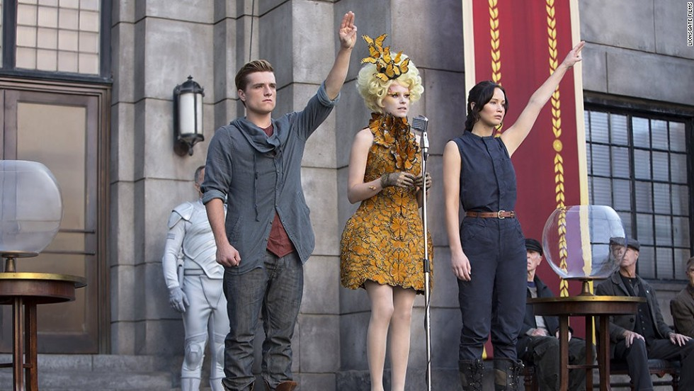 'Hunger Games: Catching Fire'