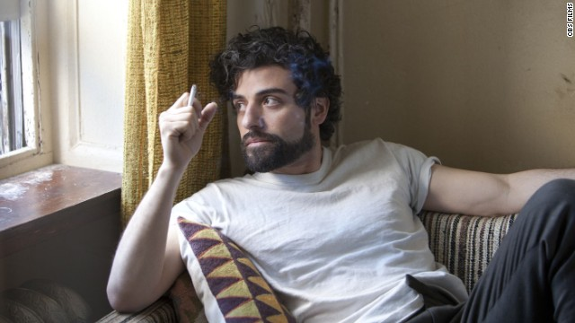 Oscar Isaac stars as the talented but struggling folk musician Llewyn Davis in