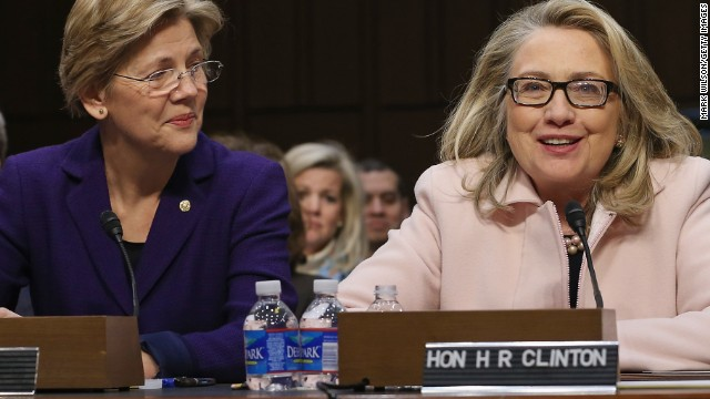 Poll: Warren and Clinton hot; Christie cools off