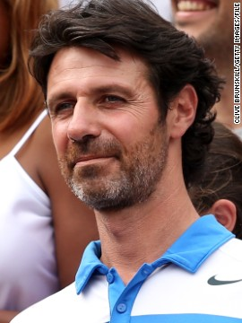 "Mouratoglou, with whom Serena has been romantically linked, helped Serena win 16 titles in 16 months, with a record of 95 victories and five defeats. He told CNN of that meeting in Paris: ""What surprised me at that point was the motivation she had. She really was prepared to do anything to come back to the top."""