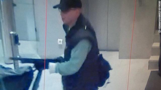 Detienen a un hombre ligado a tiroteo en diario de París