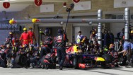 Red Bull's record pit stop