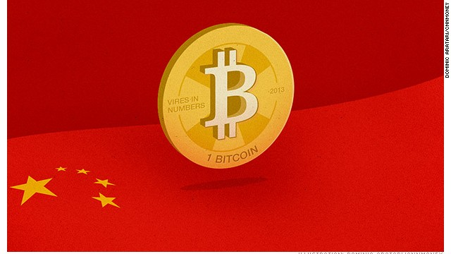 China feeds bitcoin frenzy...