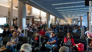 And the world's busiest airport is ...