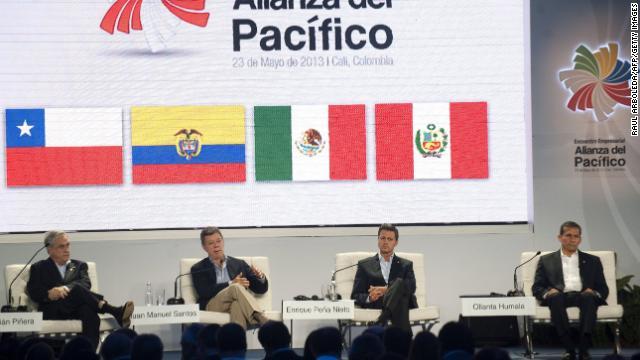 ¿Cuál es el alcance de la Alianza del Pacífico?