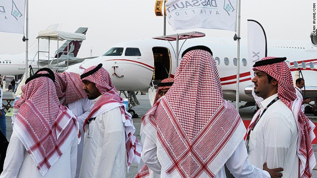 In the Middle East private jet market, configuration is important. For example, among Arab clients there is a desire for separate areas for men and women on the plane, as well as specifications for the location of the bathroom.