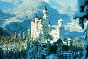 Castillo de Neuschwanstein (Alemania)