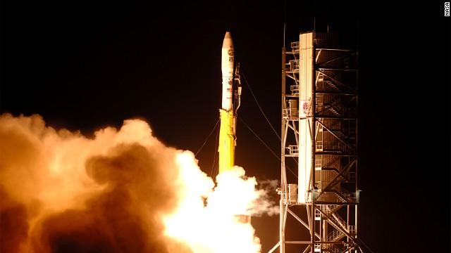 La Fuerza Aérea de EE.UU. envía 29 satélites al espacio al mismo tiempo