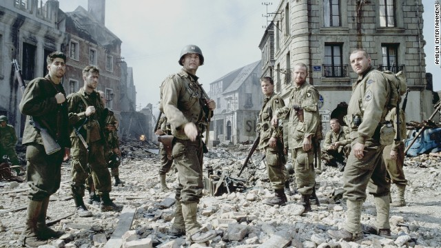 "<strong>Saving Private Ryan (1998):</strong> This war epic is bursting at the seams with major actors, and was made by one very major director, Steven Spielberg. Although the World War II drama lost the best picture Oscar to underdog ""Shakespeare in Love,"" Spielberg did secure the Academy Award for best director."