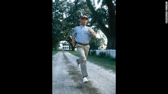 "<strong>""Forrest Gump""</strong> (1994) -- Life is like a box of ... . This film stars Tom Hanks as a child-like man who stumbles into some of the biggest moments in history. (Netflix)"