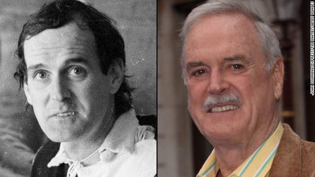 "John Cleese, now 74, created and starred in the immortal TV show ""Fawlty Towers"" in the 1970s and co-founded Video Arts, a company that makes training films. Younger viewers may know him best for his roles in the ""Shrek"" films (as King Harold), a pair of James Bond films (as Q) and the Harry Potter series (as Nearly Headless Nick). His most recent film role was in ""Planes."""